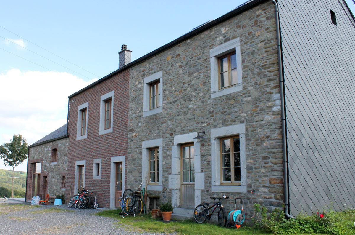 Rnovation faade maison good dcouvrez les rnovations de - Architecte amiens renovation ...
